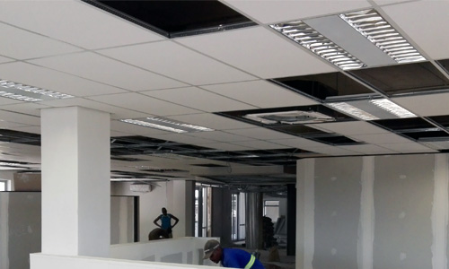 Ceiling and Partition Installers Planning
