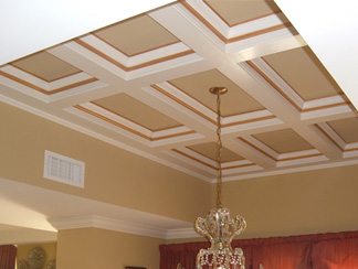 Ceiling and Partition Installers Deep Ceiling
